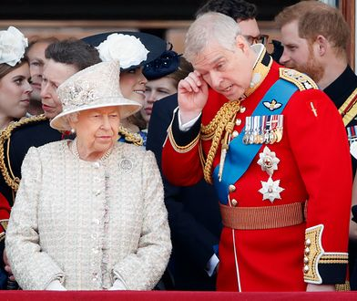 """""""Trooping the colour"""" w 2019 roku."""