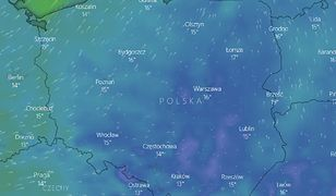 Pogoda na 7 października. Sporo deszczowych miejsc w Polsce