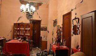 Zniszczenia w niektórych domach są znaczne