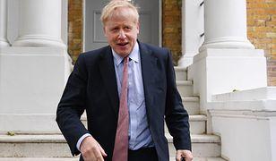 Boris Johnson chce zostać szefem Partii Konserwatywnej