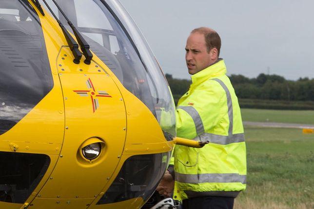Książę William nie zdołał uratować tonącego nastolatka