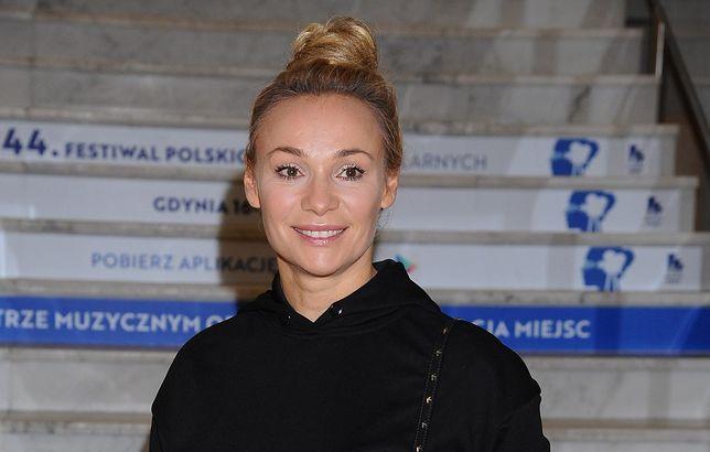 Statysta złapał Sonię Bohosiewicz za pierś