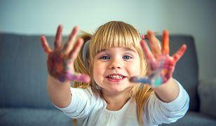 Zabawy dla dzieci w domu – 3 lata