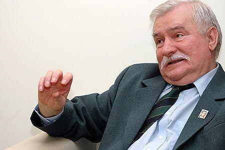 Lech Wałęsa honorowym obywatelem Warszawy