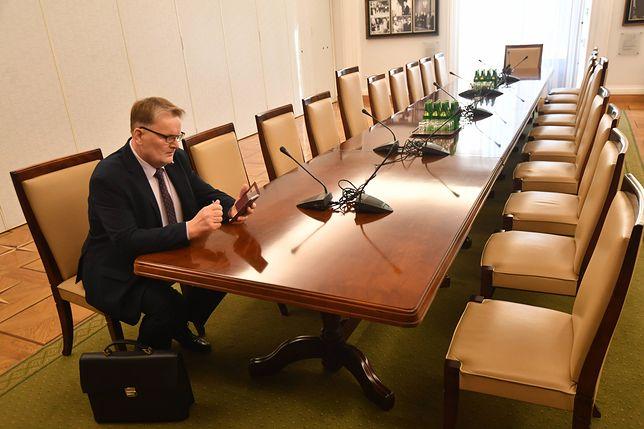 Waldemar Bonkowki nie jest już członkiem PiS