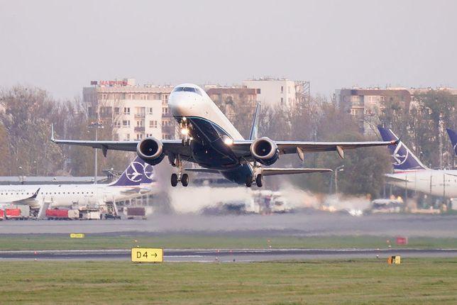 Nowy zakaz lotów będzie obowiązywał do 8 grudnia