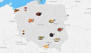 TasteAtlas. Interaktywna mapa lokalnych przysmaków