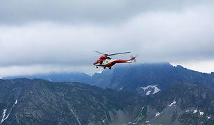 Turyści utknęli w Tatrach Zachodnich. Uratowali ich ratownicy TOPR-u