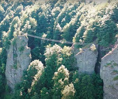 Słowacja. Polski turysta ledwo uszedł z życiem. Wybrał za trudny szlak wspinaczkowy