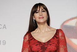 Monica Bellucci już nie taka piękna i wiecznie młoda. Zmieniła się do roli