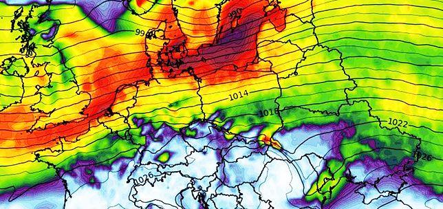 Pogoda. Wichura nad Bałtykiem. Ostrzeżenia 2. stopnia
