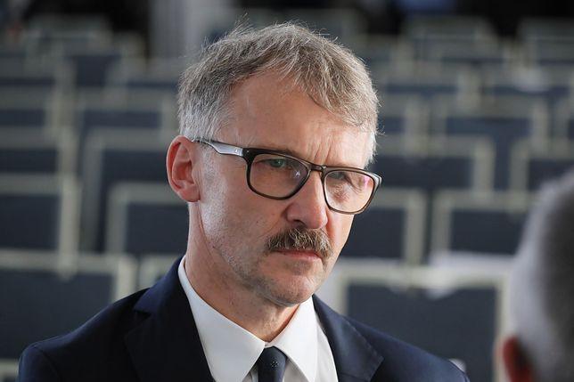 Szef nowej KRS, Leszek Mazur