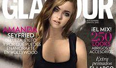 Kocia sesja Amandy Seyfried dla hiszpańskiego Glamour