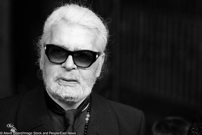 Karl Lagerfeld nie żyje. Słynny kreator mody miał 85 lat