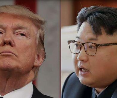 Jimmy Carter przyznał, że jego obawy budzi spór między Donaldem Trumpem a Kim Dzong Unem
