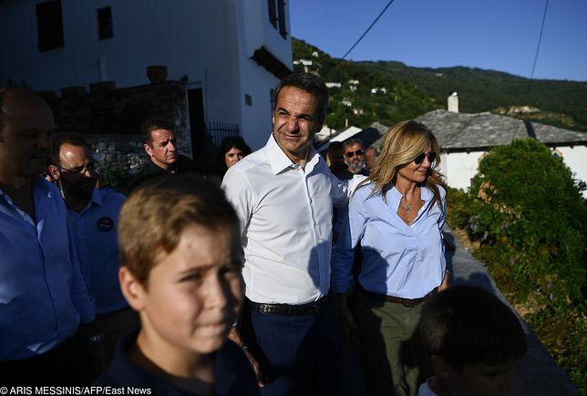 Grecja. Żona przyszłego premiera ma polskie korzenie
