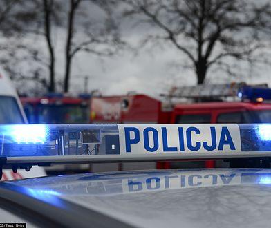 Wypadek w Jaksiczkach pod Inowrocławiem