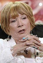 Pełna alkowa Shirley MacLaine
