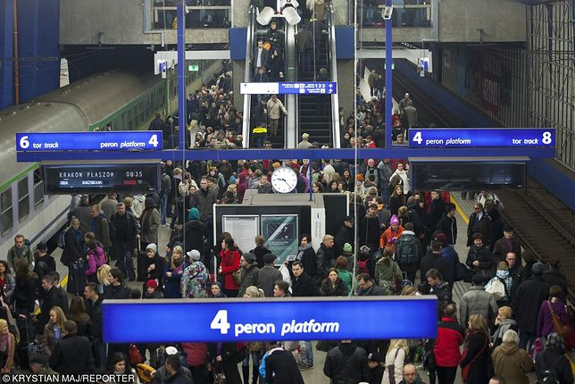 Serwis jest na bieżąco aktualizowany. Szczególnie przydaje się w dni, w których pogoda utrudnia planowe kursowanie pociągów
