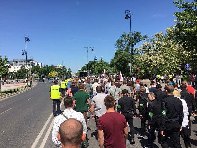 Marsz Pileckiego i Marsz Wyzwolenia Konopi przejdą przez centrum Warszawy