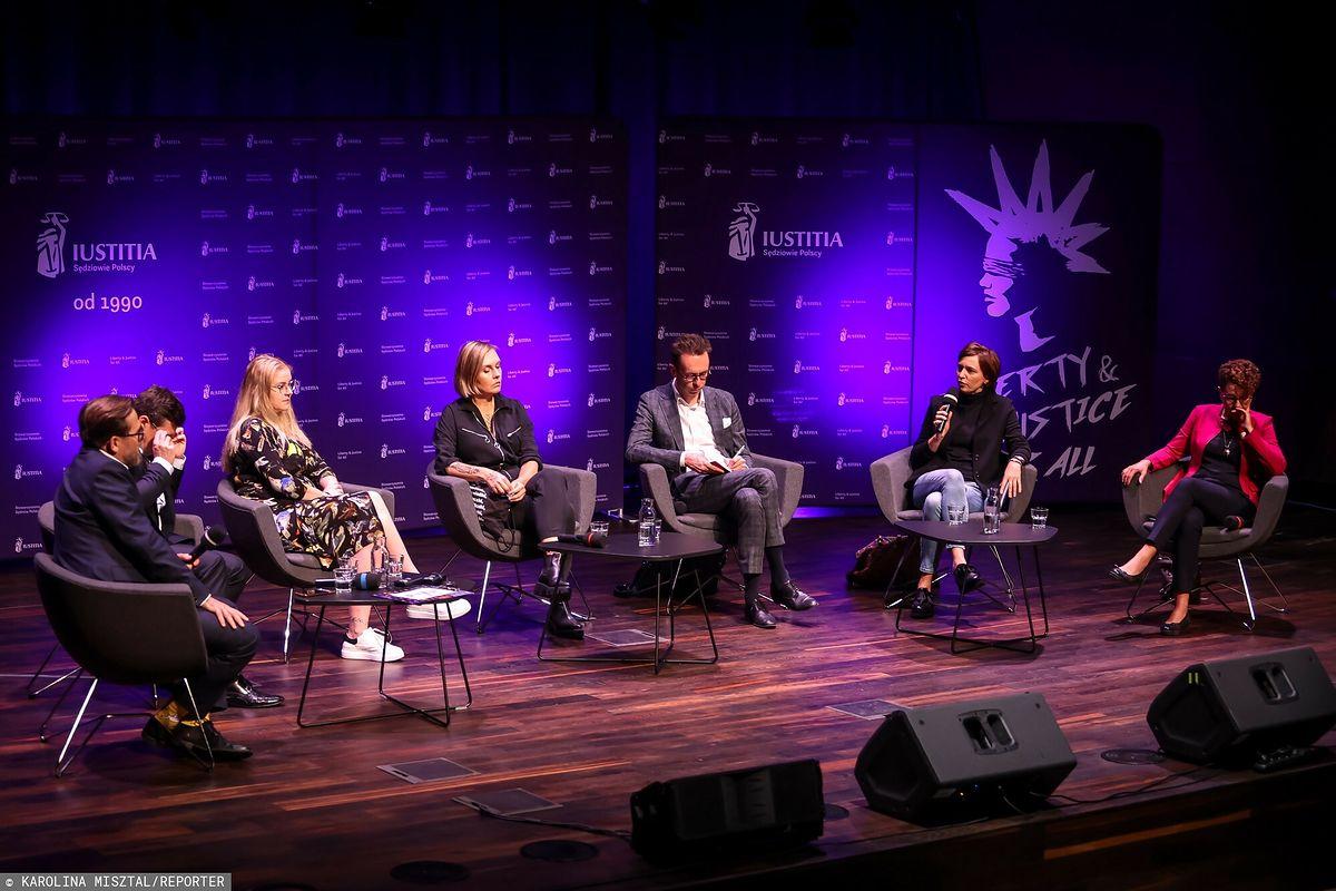"""Debata Iustitii """"Po co wolność?"""" w Europejskim Centrum Solidarności"""