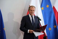 Michał Wójcik o wpisie Donalda Tuska: chyba pretenduje do roli Napoleona