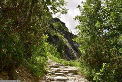 Tatry. Na szlaku w kierunku Doliny Pięciu Stawów znaleziono zwłoki