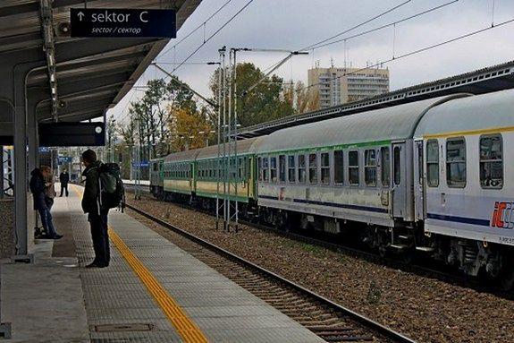 Do Lublina pociągiem w 100 minut!