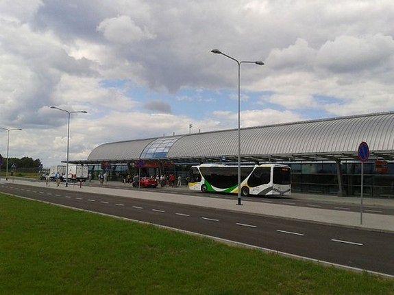 Lotnisko Modlin zamknięte do końca roku!