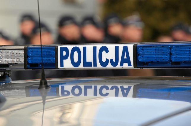 Warszawa. Policja podjęła pościg za złodziejem