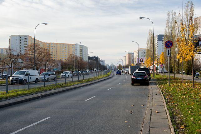 Warszawa. Na Gocławiu będzie bezpieczniej, fot. Zarząd Dróg Miejskich