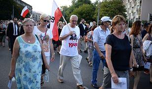 72. rocznica Powstania Warszawskiego. Marsz Pamięci ruszył ulicami miasta