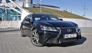 Lexus GS 450h F Sport: trzy w jednym