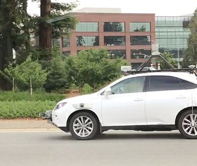 Samochód Apple'a przyłapany na testach