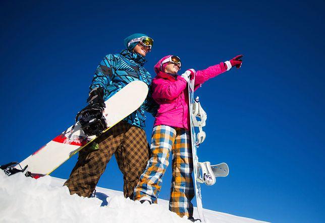 Sporty zimowe wymagają odpowiedniego stroju