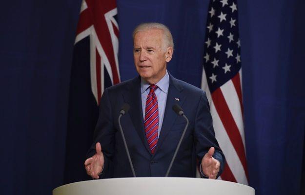 Joe Biden zaapelował do Turcji o poszanowanie zasad państwa prawa