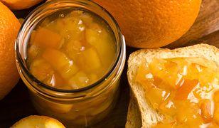 Dżem pomarańczowy. Pyszny dodatek do kanapek i wypieków