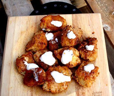 Słodko-pikantne kurczakowe kąski