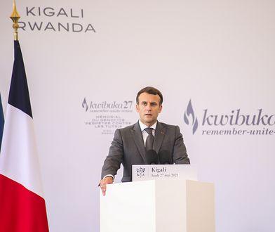 Ludobójstwo w Rwandzie. Macron nie przeprosił