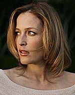 Gillian Anderson ponownie mamą