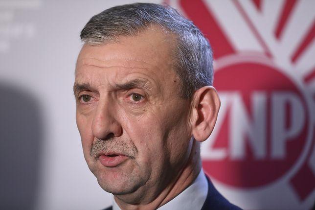 ZNP oburzony słowami posła Pięty. Będzie zawiadomienie do Komisji Etyki Poselskiej