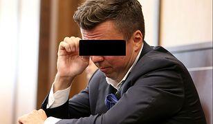 Marek F. skazany w aferze podsłuchowej rządu Tuska  przez ponad rok unikał odsiadki. Szuka go policja