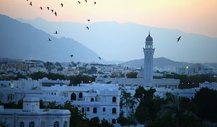 Muskat, stolica Omanu