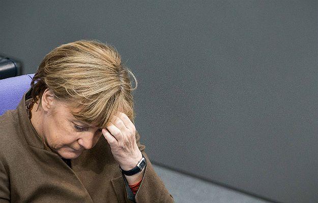 """""""FAZ"""": Niemcy z przywódcy Europy stały się petentem"""