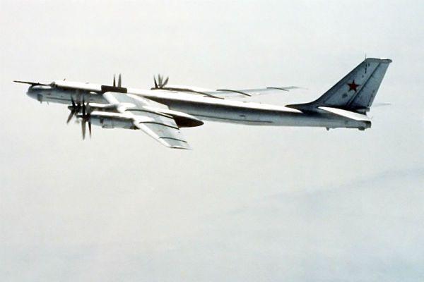 Brytyjskie myśliwce poderwane z powodu rosyjskich bombowców