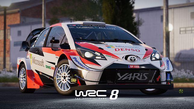 WRC 8 od Bigben Interactive i Kylotonn / KT Racing. Odsłona licencjonowanej gry WRC na 2019 rok.