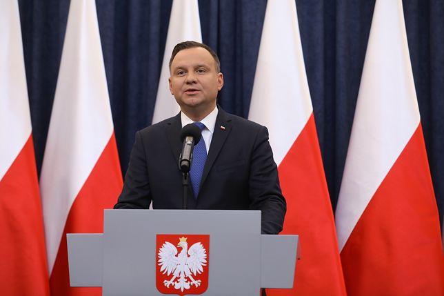 Andrzej Duda zdecydował o popisaniu nowelizacji