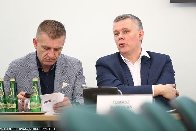 Od lewej: Bartosz Arłukowicz, Tomasz Siemoniak