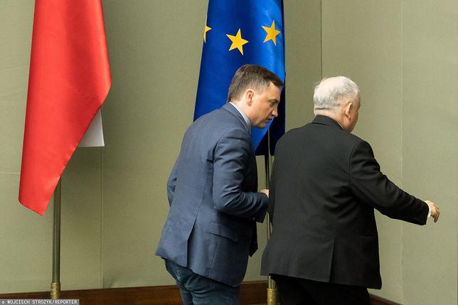 Jarosław Kaczyński ma ofertę dla Zbigniewa Ziobry