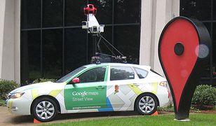 Samochody Google Street View wrócą do 37 polskich miast